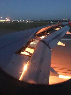 صورة كيف نجا المنتخب السعودي من حادث الطائرة الروسية ؟!