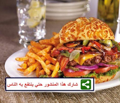 صورة احذر.. أطعمة تتسبب في تدمير الصحة