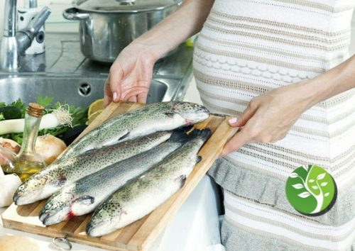 Photo of Las mujeres que no comen suficiente pescado durante las primeras etapas del embarazo corren un mayor riesgo de dar a luz prematuramente