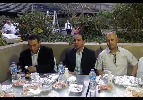 صورة في إفطار الهرم.. عياد يعارض.. وعشماوي: إلغاء تكليف الصيادلة أمر غاية في الخطورة