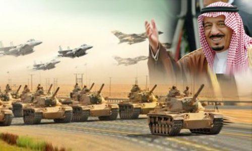 صورة بالأرقام.. الجيش السعودي يتفوق علي نظيره الإيراني