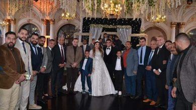 """صورة أمانة قسم بولاق الدكرور حزب """"مستقبل وطن"""" تهنئ النائب محمد الحسيني بمناسبة زفاف ابنته"""
