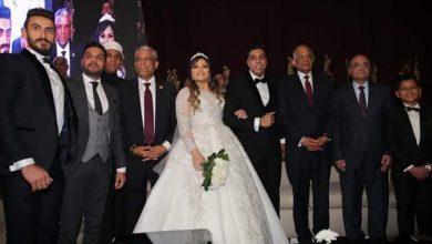 صورة المحاسب حسام الشامي أمين عضوية حزب مستقبل وطن يهنئ النائب محمد الحسيني بمناسبة زفاف ابنته