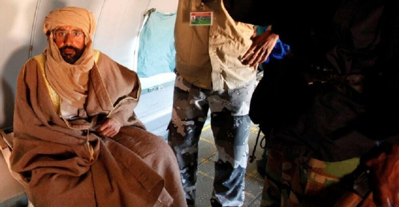 حقيقة وفاة سيف الإسلام القذافي