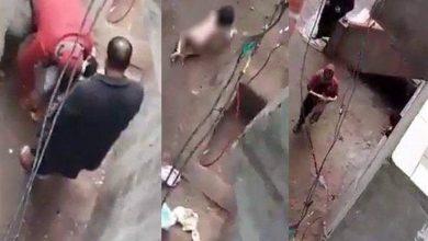 """صورة القضاء يعاقب الأب المتهم بـ""""تعرية طفلته الرضيعة"""" في الدقهلية"""
