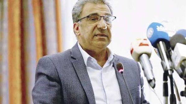 صورة العاصي يتابع مصابي حادث شرم الشيخ تنفيذا لتعليمات وزير السياحة