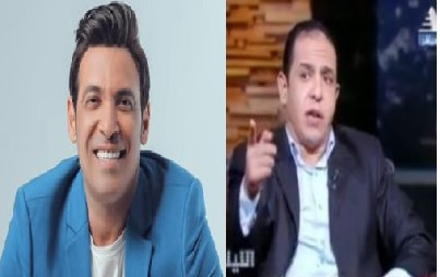 صورة بدر عياد عن اعتذار سعد الصغير: طيب وجميل وعفا الله عما سلف